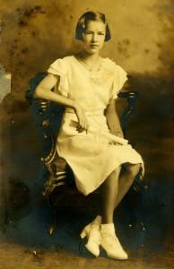 1934, Barton Academy, 7th Grade